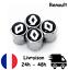 4x-Bouchons-de-valve-RENAULT-voiture-moto-cadeau-France-valves-tire-caps-cap miniature 1