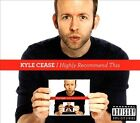 I Highly Recommend This [PA] [Digipak] by Kyle Cease (CD, Sep-2012, 2 Discs, Comedy Central Records)
