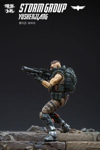 Joytoy 7.6cm Storm Group Yu Shen Jiang Army PVC Action Figure New Toy