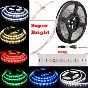 12V-5M-10M-15M-20M-300Led-5630-SMD-Waterproof-Led-Strip-Lights-Lamp-Ultra-Bright