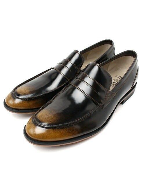 Clarks Coñac Hombre Elegante gatley Step Coñac Clarks Lea GB 7,8, 9g e0871e