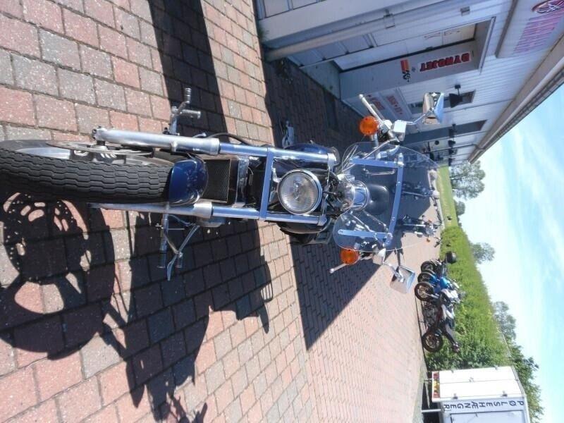 Honda, VT 1100, ccm 1099