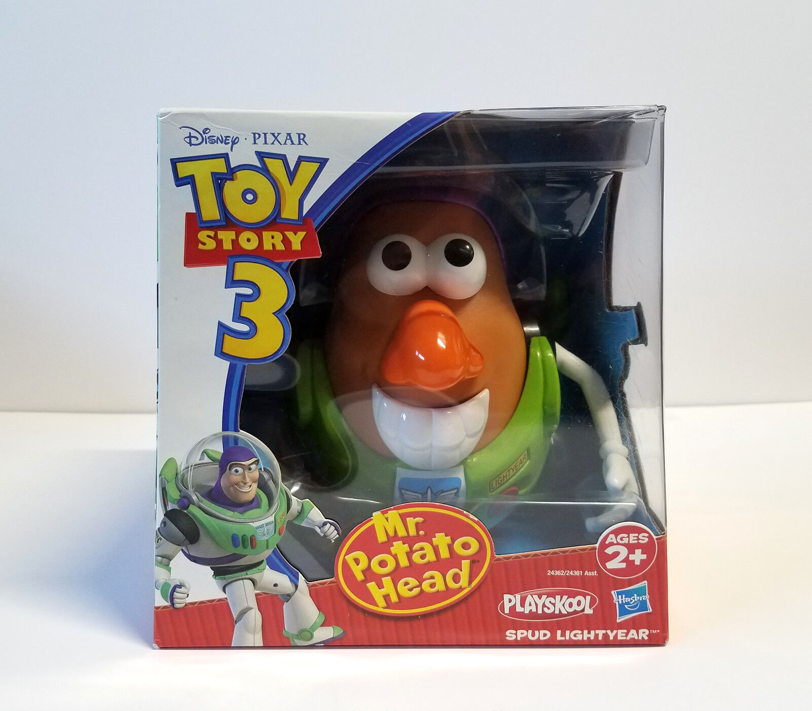 Playskool Mr. Potato Head Toy Story 3 Movie -  Spud lumièreyear NIB Sealed  meilleur choix
