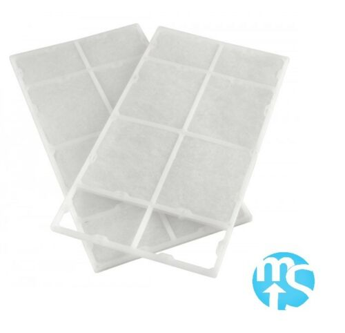 2.85 /& 3 Replacement G3 Filters *FOR BYPASS MODELS* 2.75 1.75 Titon HRV1.5 2
