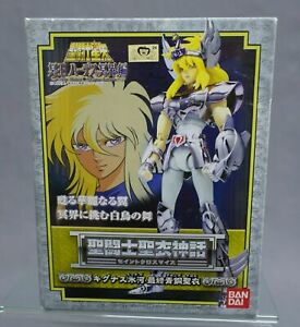 Saint Seiya Myth Cloth Cygnus Hyoga V3 Bronze Bandai Japan New