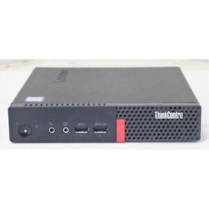 Lenovo ThinkCentre M710q Tiny | i5 6500T 8GB RAM 500GB HDD | B