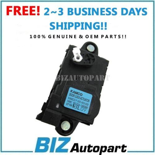 OEM GENUINE DOOR LOCK ACTUATOR REAR LEFT for 99-05 HYUNDAI SONATA 95755-38000