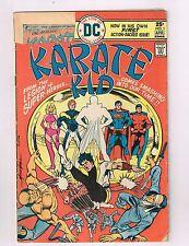 Karate Kid #1 VG DC Comics Comic Book Legion Of Superheroes Apr 1976 DE42