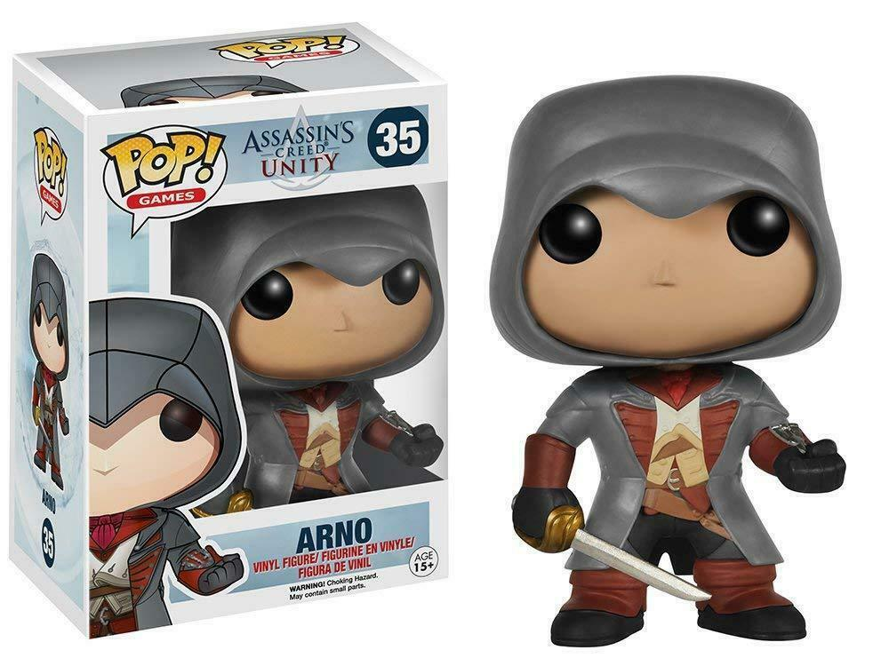 Funko Pop Juegos 35 Assassin's Creed Unity 5061 Arno
