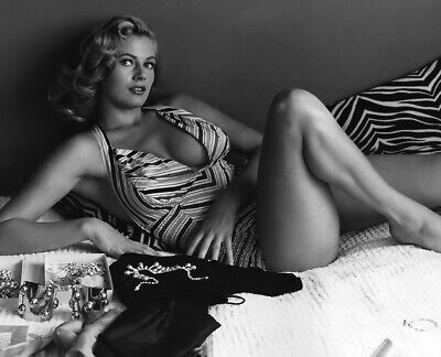 ANITA EKBERG 8X10 CELEBRITY PHOTO PICTURE HOT SEXY 2 | eBay