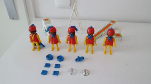 vintage acrobats cirque zirkus clown vintage circus playmobil 3512 setnr