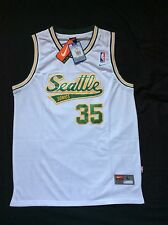 Kevin Durant Throwback Seattle Sonics Jersey Size LARGE NWT