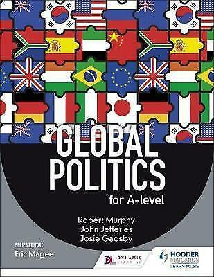 Global Politics For A Level, Brand New, Free P&P in the UK