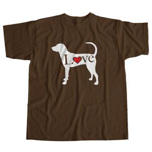 I-Love-Redbone-Coonhound-Reds-Foxhound-Dog-Pet-Lover-Puppy-Unisex-Tee-T-Shirt