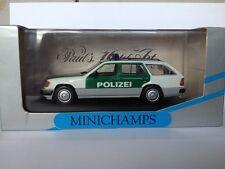 MINICHAMPS 1:43 Mercedes Benz 250TD Polizei Deutschland 3920