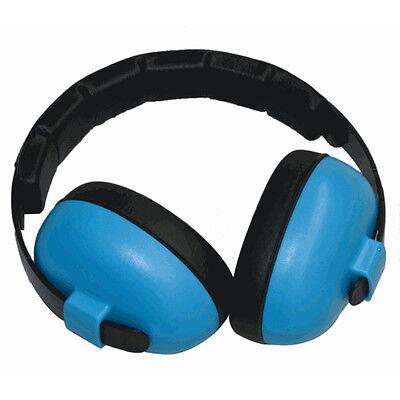 BABY BANZ NEW Blue Ear Muffs Banz Mini Ear Defenders BNWT