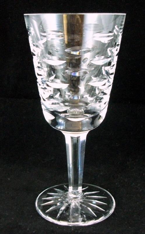 Waterford Tralee Blanc Verre à Vin Très Bon état