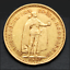 Piece-Or-10-Couronnes-Hongrie-Annees-Variees-1892-1915-Hungary-Gold-Coin miniature 1