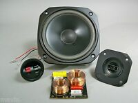 8 Ohm 6 1/2 Speaker 2 Way Kit 125 Watts Cerwin Vega