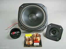 """8 Ohm  6 1/2"""" Speaker 2 Way Kit 125 Watts Cerwin Vega"""