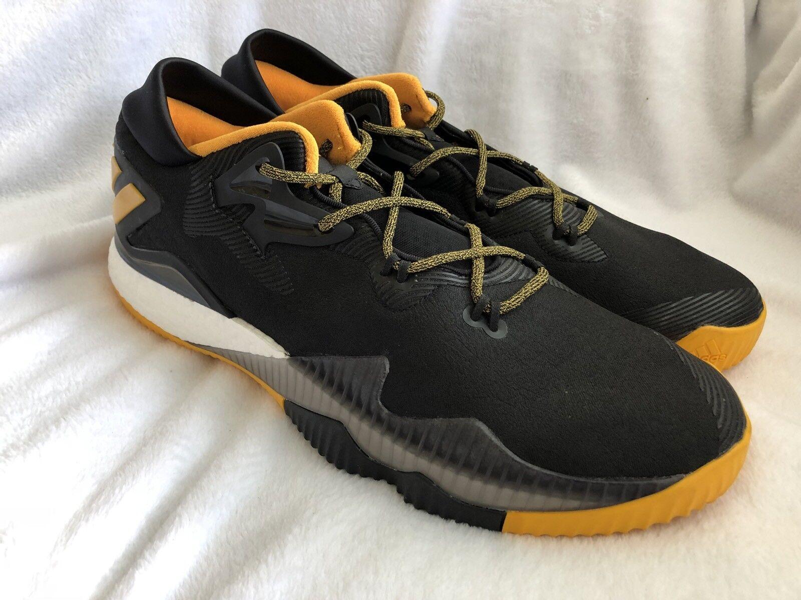 Nuovi uomini  adidas crazylight slancio basso basket 2016 b42722 scarpe da basket basso numero 19 c85a76