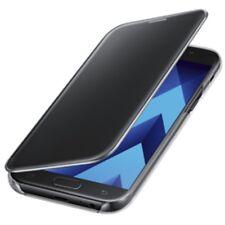 Samsung Vue Claire Sac Pochette Similicuir EF-ZA520 Galaxy A5 A520F 2017 Noir