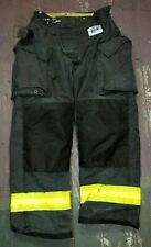 Firefighter Honeywell Morning Pride Turnout Bunker Pants 34x33 Pre Owned Worn