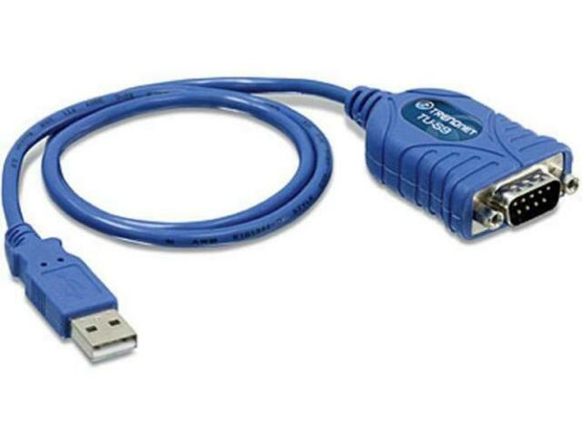 TU-S9 TRENDnet TU-S9 USB to Serial Converter Cable (Version v1.xR)