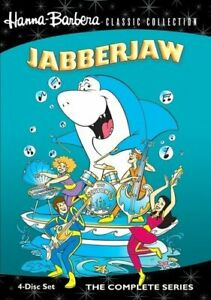 Jabberjaw-The-Complete-Series-4-Disc-DVD-NEW