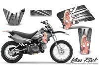 Yamaha Ttr90 Creatorx Graphics Kit Decals You Rock S