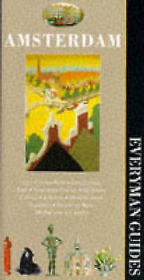 1 of 1 - Amsterdam (Everyman Guides),Everyman,Good Book mon0000102797