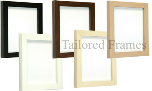 Black White Walnut Beech Maple Photo Picture Frames available all sizes new UK