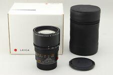 【AB- Exc】 Leica APO SUMMICRON M 90mm f/2 ASPH Lens E55 11884 w/Box JAPAN #2798