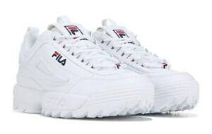 Fila Disruptor II Kids White Fashion