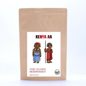 Details about Kenya Origin Coffee Beans Fresh Daily Roasted Whole Bean  Arabica Fruity Flavors