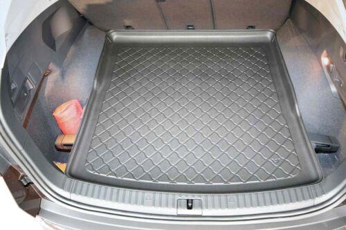Laderaumwanne Kofferraumwanne VW Tiguan II Alspace 5//7-Sitzer Antirutsch
