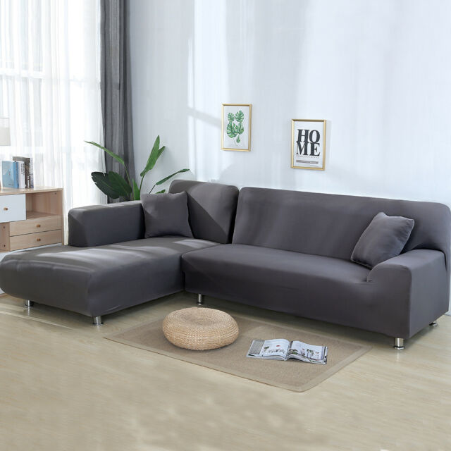 Sectional Sofa Cover Slipcovers