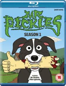 Mr-Pickles-Season-1-Region-B-Blu-ray-DVD-New-Free-Shipping
