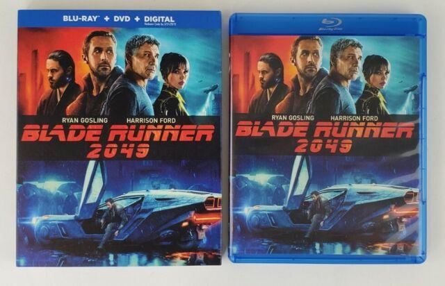 Blade Runner 2049 (Blue-ray Disc) FREE SHIPPING ..no digital
