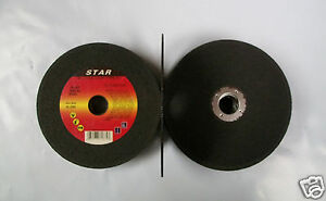 "3/"" X 1//16/"" X 3//8/"" Type 1 41 Metal Cut Off Wheels 10pc"