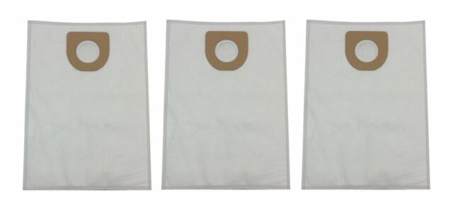 (3) HEPA Bags for Hoover Windtunnel, Cloth Type Y, 43655082 AH10040 4010801Y