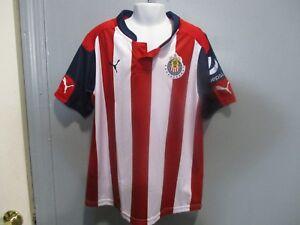 6298ddec6 Chivas de Guadalajara jersey manga corta Youth size PUMA usa seller ...