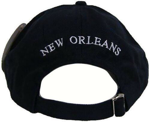 new Embroidered Blue Washed Style New Orleans Saints hat cap