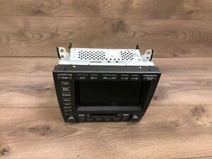 Lexus-OEM-GS300-GS400-GS430-Anteriore-Navigation-Monitor-Pacco-Pignoni-Radio-3