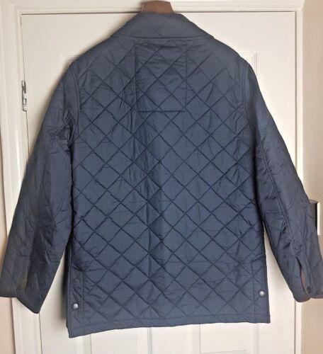 capuchon zippé taille Grand Manteau Co Crew capuche matelassé homme bleu à Clothing à pour q06UUxw
