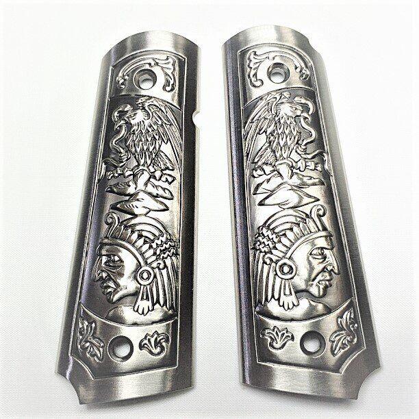 HK0018 Brown WE Airsoft Nylon Pistol Grip Cover