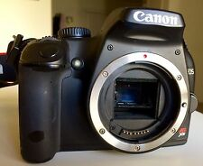 Canon EOS Digital Rebel XS / EOS 1000D 10.1 MP Digital SLR Camera - Black...