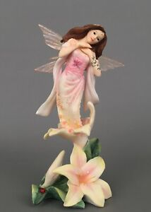 FAIRY-GLEN-Munro-2004-TRANQUILITY-Beautiful-Collectible-Fairy-Figurine-EUC
