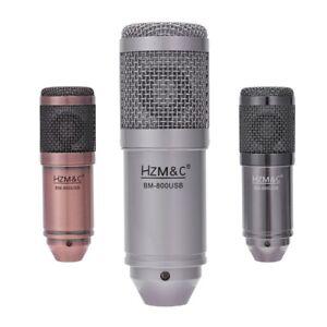 HZM-amp-C-Microfono-con-Microfono-un-Condensatore-Usb-Aggiornato-Bm-800-per-Com-L6W4