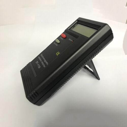 LCD Digital Electromagnetic Radiation Tester EMF Meter Dosimeter Geiger Detector